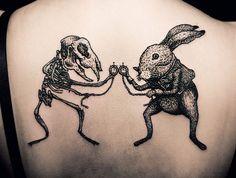 Ien Levin. #tattoo