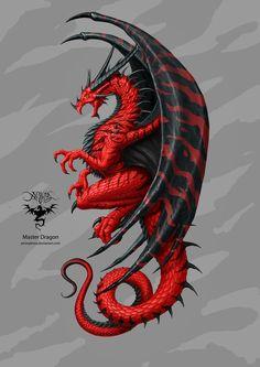 Master Dragon, Christos Karapanos on ArtStation at https://www.artstation.com/artwork/WdAyQ