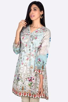 Frost Colored 1 Pc Stitched Pakistani Cambric Pret wear By Zeen Cambridge 2017 Pre Call Cambric Collection Available In Online Store For Shopping Online. #wintercollection #blackfriday #readytowear #pretwear #unstitched #online #linen #linencollection #lahore #karachi #islamabad #newyork #london #pakistan #pakistani #indian #alkaram #breakout #zeen #khaadi #sanasafinaz #limelight #nishat #khaddar #daraz #gulahmed #2017 #2018 #blackfriday #pakistani_dresses #best_price #indian_dresses