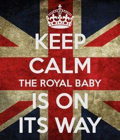 The Royal Baby - July 22, 2013 Prince George Alexander Louis