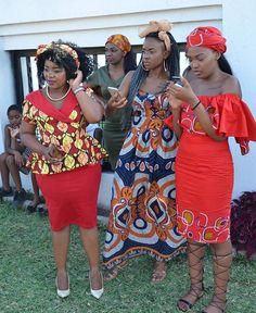 African Fashion #africanfashion #womensfashion #ankara #kitenge #southafrica #africa #asoebi