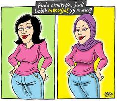Mice Cartoon, Komik Jakarta - Sept 2014: Fenomena Jilboobs!