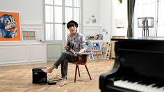 """John Park"" with his 1st album"