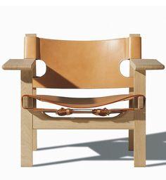 ++ Borge Mogensen Spanish Chair
