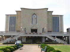 The Shrine of Our Lady of Czestachowa in Doylestown, PA.