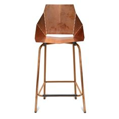 Copper Real Good Counterstool - Modern Barstools & Seating - Blu Dot (319 on sale)