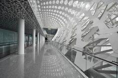O projeto do Estúdio Fuksas para o Aeroporto Internacional de Shenzhen