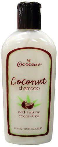 Cococare Coconut Shampoo 85 oz Pack of 6 * Details can be found by clicking on the image.