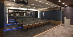 Conference Hall design by Gonye Tasarim