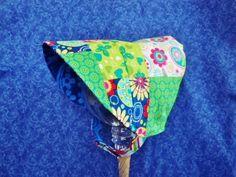 Custom for Judy Toddler Baby Bonnet Colorful Bonnet Reversible Bonnet by AdorableandCute on Etsy