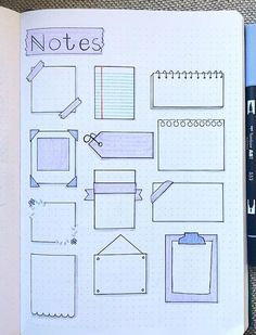 bullet journal - bullet journal _ bullet journal ideas _ bullet journal layout _ bullet journal inspiration _ bullet journal doodles _ bullet journal weekly spread _ bullet journal ideas layout _ bullet journal how to start a Bullet Journal School, Bullet Journal Titles, Bullet Journal Banner, Bullet Journal Notebook, Bullet Journal Aesthetic, Bullet Journal Inspo, Bullet Journals, Bullet Journal Goals Page, Bullet Journal Numbers