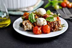 Roasted Tomato Caprese Panzanella   37 Delicious Ways To EatCaprese