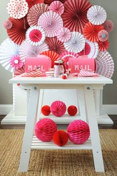 50+ Incredibly Lovable Valentineu0027s Day Party Decoration Ideas