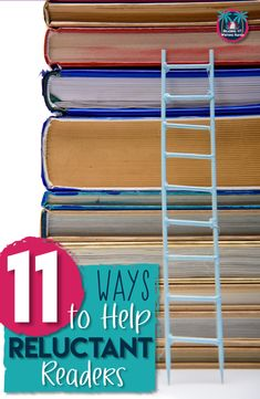 Are you looking for ways to get struggling readers engaged in choice reading? Trying to develop a love for reading instead of simply asking them to do it because it's homework? Try these 11 interventions in your classroom today. #highschoolenglish #choicereading #strugglingreaders