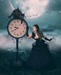 the_clock_by_theultra-d4i5c2y.jpg 1.200×1.457 pixels