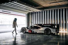 FIA WEC 2016 Porsche 919