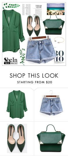 """Shein 6"" by fashion-addict35 ❤ liked on Polyvore"
