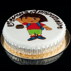 Dorra, Gâteaux d'anniversaire pour enfants