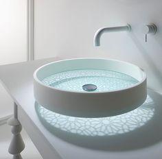 14 idées de design de salle de bain   14 idees de design de salle de bain lavabo motis