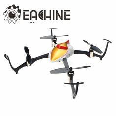 Eachine 3D X4 2.4G 4CH 6 Gyro RC Quadcopter With LED RTF Sale-Banggood.com