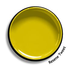Resene Tweet is a bold mix of yellow and green, bright, reckless and bound to get a response. Try Resene Tweet with yellowed neutrals, rich violets or chic rouge reds such as Resene Miso, Resene Pukeko or Resene Madam M. From the Resene The Range fashion colours. Latest trends available from www.resene.co.nz. Try a Resene testpot or view a physical sample at your Resene ColorShop or Reseller before making your final colour choice.