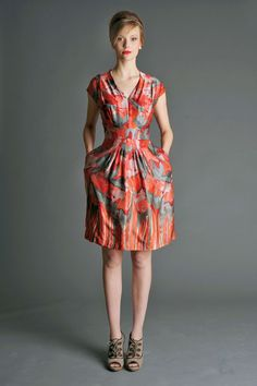 From Banana Republic's Mad Men Collection