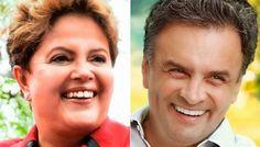 JORNAL O RESUMO - GERAL - POLÍTICA JORNAL O RESUMO: Pesquisas diferentes apontam Dilma e Aécio lideran...