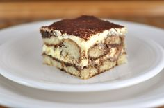 Chocolate Tiramisu via @melskitchencafe