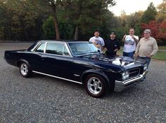 The Results of the Detailing of John's 1964 #GTO - Beautiful!