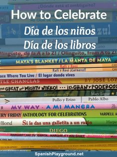 Día de los niños is a celebration of children, books and language. Resources for planning a Día event as a community, school or family.
