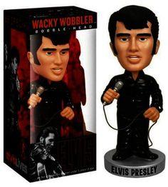 Elvis Presley 68 Special Wacky Wobbler Bobble-Head http://popvinyl.net #funko #funkopop #popvinyl