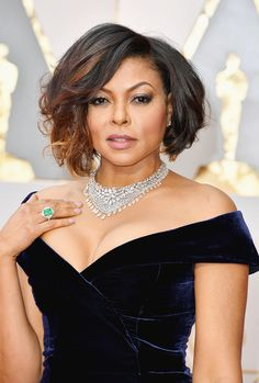 Taraji P. Henson attends the 89th Annual Academy Awards at Hollywood & Highland Center on February 26, 2017 in Hollywood, California.