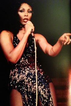 Donna Summer in the Seventies loved and danced to a lot of her songs.