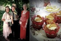 Image result for ideas for a high tea table