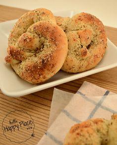 Soft Garlic Parmesan Pretzels Recipe. Such an Easy and Delicious recipe!