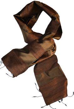 Handmade Silk Scarf from Cambodia Cotton Scarf, Silk Scarves, Scarf Styles, Cambodia, Hand Weaving, Artisan, Stylish, Handmade, Fashion