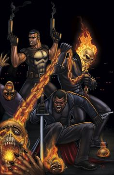 Marvel Knights by DAVID-OCAMPO on deviantART