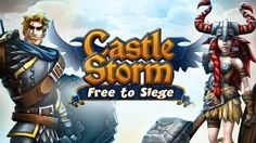 CastleStorm – Free to Siege game is a 2D castle defence and strategy game. The game that We can categorize in defence games is one of the most played games over the world. Especially I offer thoose who collects strategy games in their device to keep this game. There are many kind of defensive and offensive goods in-game. Defence your castle with many kind of character and weapon combinations. You can have unlimited weapon and money in-game with the Castle Storm Apk that I shared below.