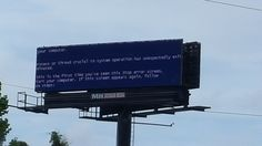 Secret Apple ad. [x-post /r/softwaregore] #bsod #pbsod