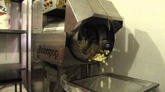 For the purchase of not fried popcorn machine, you can contact with Robopop. We are offering you excellent advance technology machine in reliable cost. We have patented, innovative technology, due to which kernels are fast heated, popped and vortexes away from the hot zone immediately after popping. It cardinally improves the taste of ready to eat popcorn.