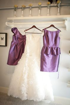 Perfect purple hues | Peachtree City Wedding from Claudia McDade Photography Read more - http://www.stylemepretty.com/georgia-weddings/2013/08/22/peachtree-city-wedding-from-claudia-mcdade-photography/