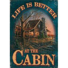 Log Cabin Living, Small Log Cabin, Little Cabin, Cozy Cabin, Mountain Living, Cottage Living, Small Cabin Decor, Small Log Homes, Cold Mountain
