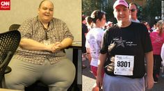 Bryan Ganey refused weight loss surgery and opted for losing it by working out and eating right. He started at 577 pounds and has lost 270 pounds since. Amazing story.