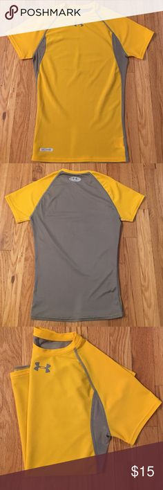 Sports short sleeve shirt New no tags youth size M Under Armour Shirts Tees - Short Sleeve