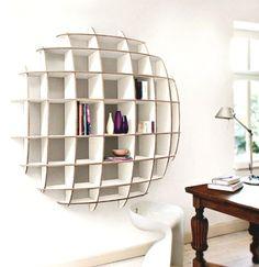 22 Fun and Creative Bookshelf Designs   A BookLover's Diary