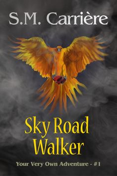 "Read ""Sky Road Walker"" by S. Carrière available from Rakuten Kobo. The Seeker's Son has taken one,The Seeker's Son takes two.The Seeker's Son takes another one,The Seeker's Son seeks you. Chapters Indigo, Dark Smoke, Apple Books, Fantasy Story, This Is My Story, Sword And Sorcery, Great Books, Of My Life, Literature"