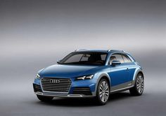 Audi allroad Shooting Brake concept car - Sporty, compact and versatile. the two-door Audi is a crossover and so it is not limited to paved roads and Audi Allroad, Audi A8, Audi Quattro, Audi 2017, Civic Coupe, Dodge Durango, Station Wagon, Bugatti, Horses