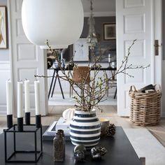 Omaggio Vase Gray Medium