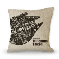 pillows,Movies, pillowcase -Star Wars - 18 posters, pillow, the pillow, new, household items, $29.00