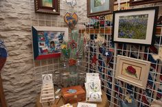 Bluebonnets, cacti and more...